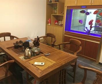 办公室茶室